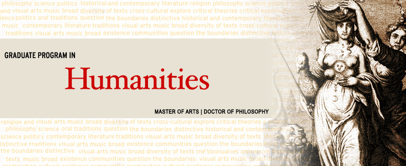 Humanities header